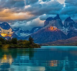 Travel package to visit Chile