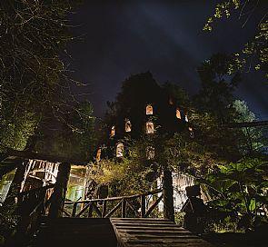 Montaña Magica Lodge Huilo- Huilo
