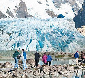 Glaciar Bernal