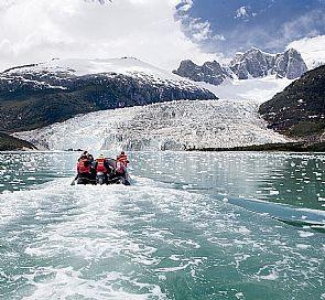 Avenida de los Glaciares