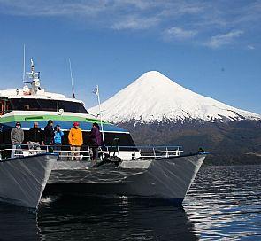 Cruce de Lagos Andino: Puerto Varas - Bariloche