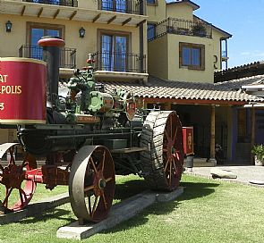 Visit to the Colchagua Museum