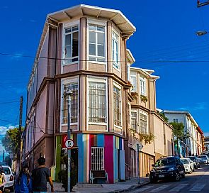 Walking tour por Valparaíso