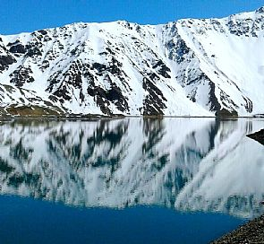 Embalse del Yeso excursion