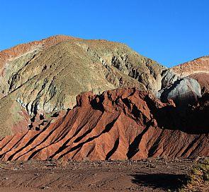 Arcoiris Valley excursion