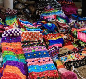 Artesanía textil, una obra maestra en Atacama Andina