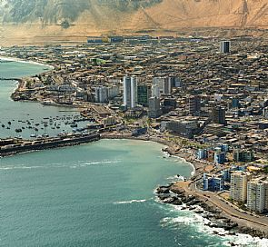 Iquique: The saltpeter boom and the glorious years in Chile