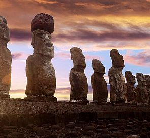 Adventure travel package in Easter Island