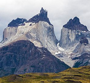 Torres del Paine, one of the most visited destinations in Chile