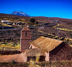 Socaire, the icon village of San Pedro de Atacama