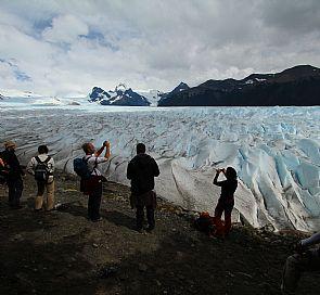 Caminata en hielo sobre Glaciar Perito Moreno