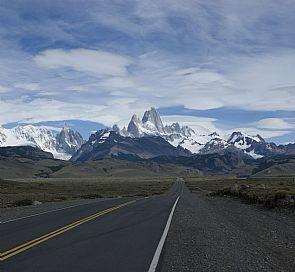 Tour al monte El Chaltén