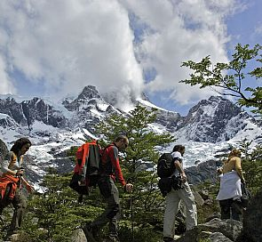 Trekking Torres del Paine - W Camping Guided Camping