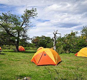 Trekking Torres del Paine - Circuito W Camping