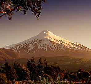 Tour through the Villarrica Volcano