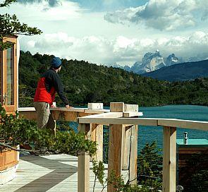 Hotel Patagonia Camp
