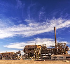 Humberstone and Santa Laura: Endangered heritage