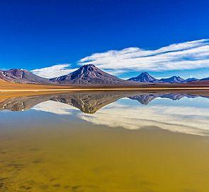 Sairecabur volcano trekking