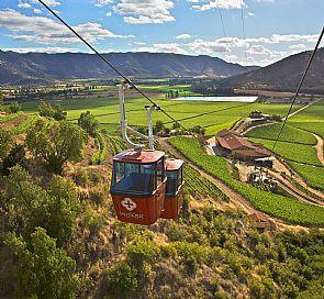Wine Route: Viña Lapostolle and Santa Cruz