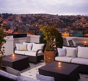 7 boutique hotels perfect for a romantic weekend in Valparaíso