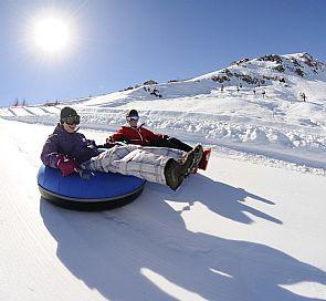 Visita ao Parque de Neve Farellones