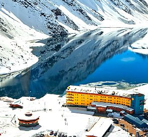 Best places to ski in Chile
