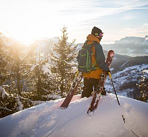 Randoné, the incredible mountain sport that is setting trends this winter