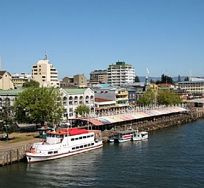 Valdivia tour, from Puerto Varas
