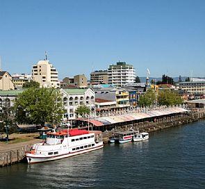 Tour por Valdivia, desde Puerto Varas