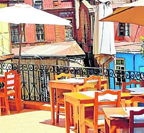 The Best Terraces And Roofs In Valparaíso