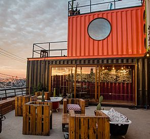 Las mejores terrazas y azoteas en Valparaíso