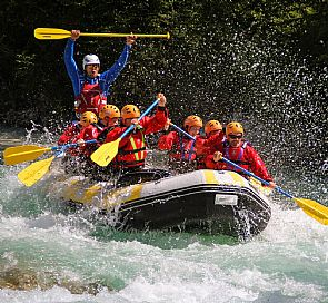 5 best places to go Rafting in Chile