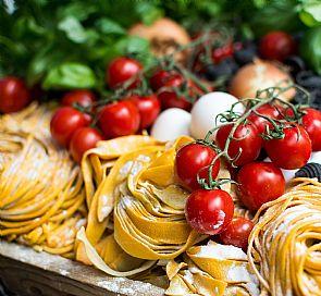 Pastas italianas en Capitán Pastene: una experiencia de otro mundo para el paladar