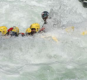 Adventure Travel in Chile: Rafting