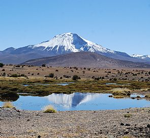 ATACAMA DESERT AND NATIONAL PARKS.