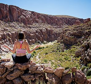 San Pedro de Atacama, discovering the route off the beaten path