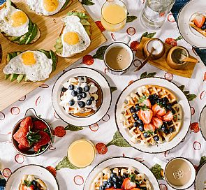 The best brunch spots in Santiago