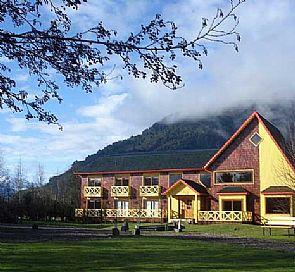 Hotel Patagonia Green