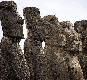 Las 8 Cosas que no sabías sobre Isla de Pascua. Los moais esconden un misterioso secreto