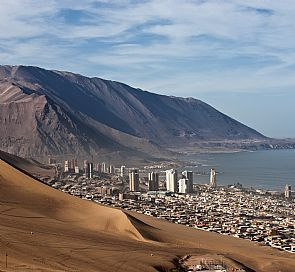 City Tour Iquique and Shopping at Zofri Mall