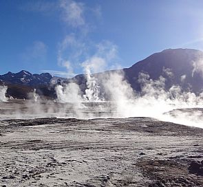 Tour Géisers del Tatio y Machuca
