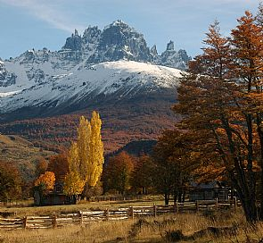 Top 5 most beautiful places in Chile to photograph this fall