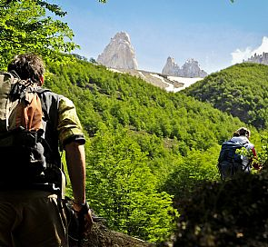 The best trekking routes in Chile