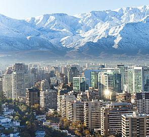 The best of Santiago in winter