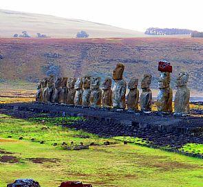 Rapa Nui Isla de Pascua