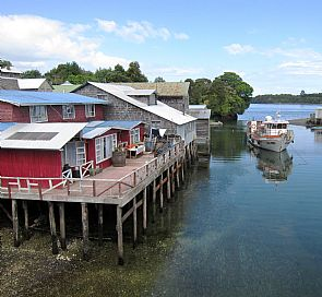 A trip to the famous island of Chiloé