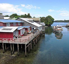 Un viaje a la famosa isla de Chiloé