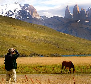 Full day excursion to Torres del Paine National Park