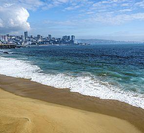 Viña del Mar: Entre playas y jardines