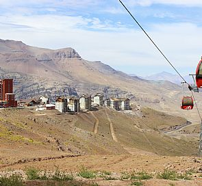 Tour Farellones y Valle Nevado